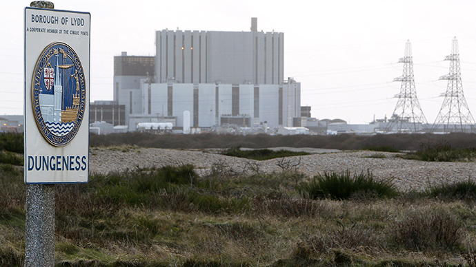 UK firm admits nuclear plant was shut down due to flooding fears
