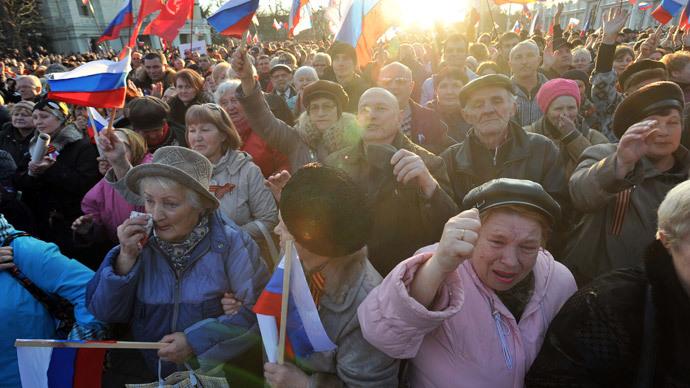 AFP Photo / Genya Savilov