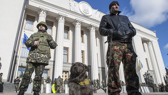 Ukraine quits CIS, sets visa regime with Russia, wants Crimea as 'demilitarized zone'