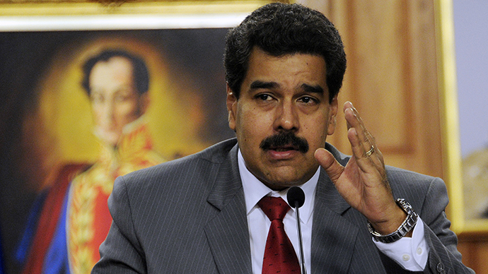 Nicolas Maduro: Ukrainian crisis is response to US and EU anti-Russian policy