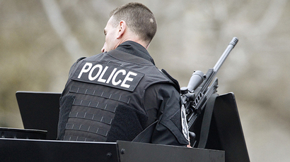 Communities grow weary of militarized police