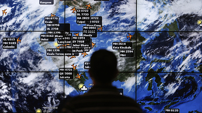 Chinese satellite spots possible MH370 flight debris