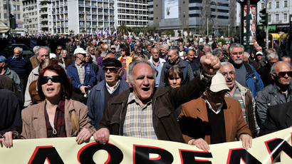 Greece passes controversial reform bill to clear next bailout tranche