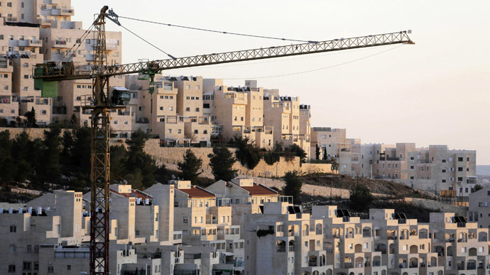 ​Peace talks at 'impasse' over Israel's continued settlement building – Palestinians