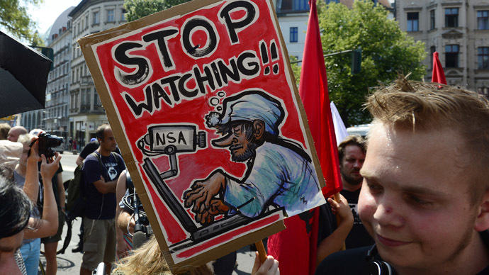 German lawmakers to ask Snowden testify over mass surveillance despite govt pressure