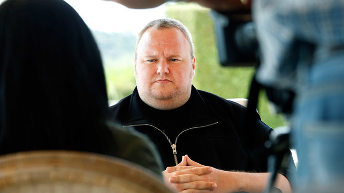 Kim Dotcom's new IP address…Internet Party, that is