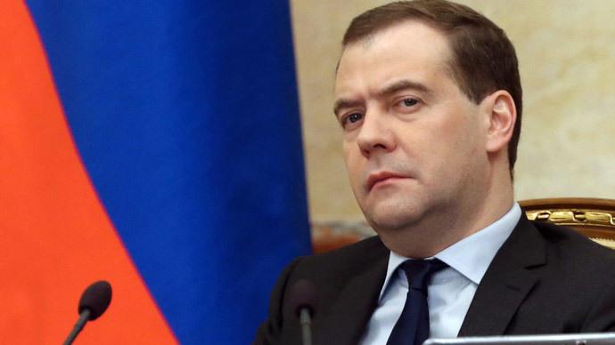 Revoke fleet hosting deal with ukraine demand 11 bn back medvedev