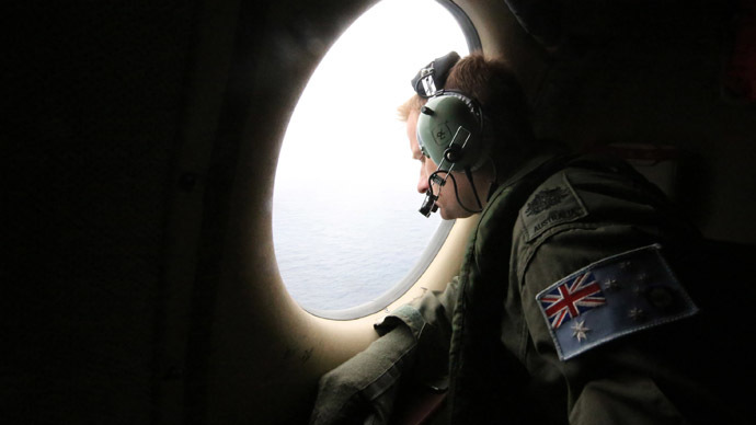 Suspected debris of missing Malaysia plane may have sunk - Australia