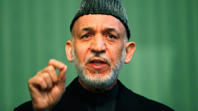 Afghanistan respects Crimea's right to self-determination – Karzai