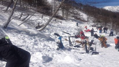 ​Two killed in avalanche at Sochi ski resort
