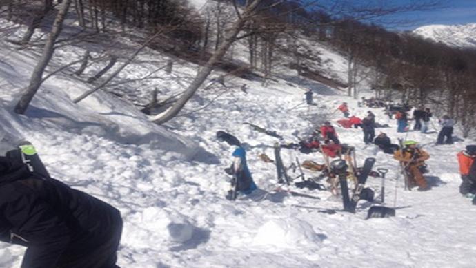 Two killed in avalanche at Sochi ski resort