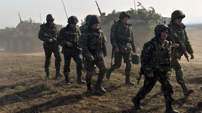 NATO commander says US troops may be deployed to Europe over Ukrainian crisis