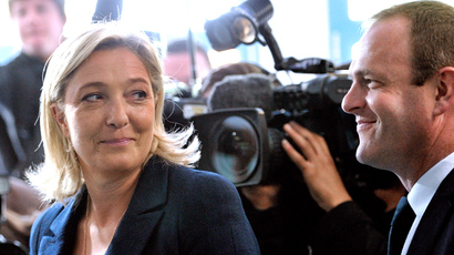 ​Crisis in Ukraine is 'all EU's fault' – France's Marine Le Pen