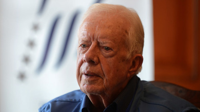 NSA chief: We don't spy on Jimmy Carter