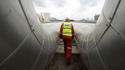 'Fracking is good for us': Cameron seeks to steer EU away from Russian gas