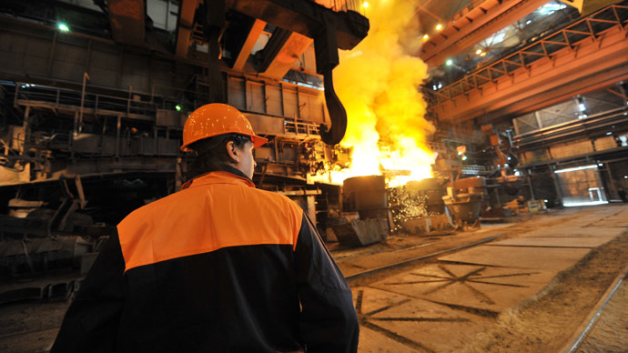 ​Russian metal companies to redirect to Asia if sanctions hit