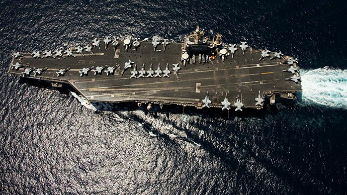 Iran's fake US ship for movie set sparks media hype