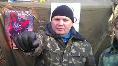 Murderous Ukrainian ultra-nationalist dead – after 2 decades of violent thuggery