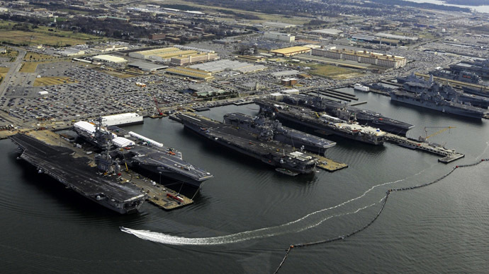 2 killed in shooting at US Naval Station Norfolk