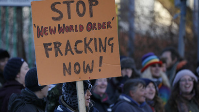 UK councils have 'conflict of interest' on fracking - report