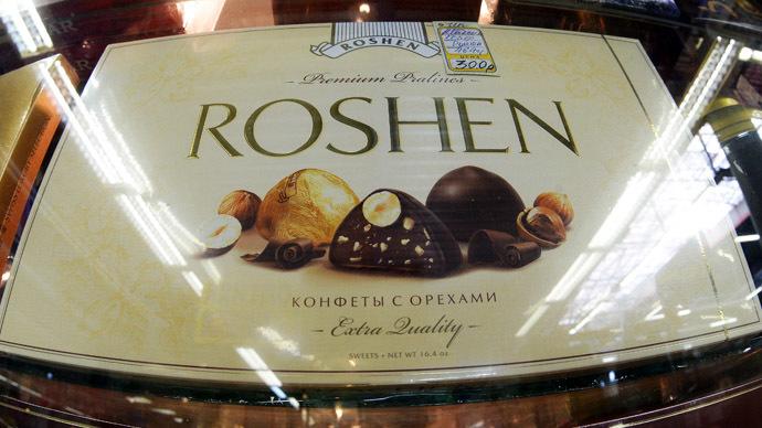 'Chocolate war': Ukraine's Roshen confectioner fined $70 mn in counterfeit probe
