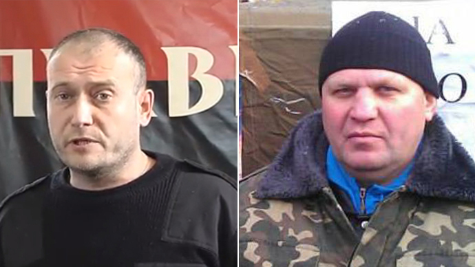 Muzychko killing: Ultra-nationalist mastermind demands cops' arrest, Interior Minister's dismissal