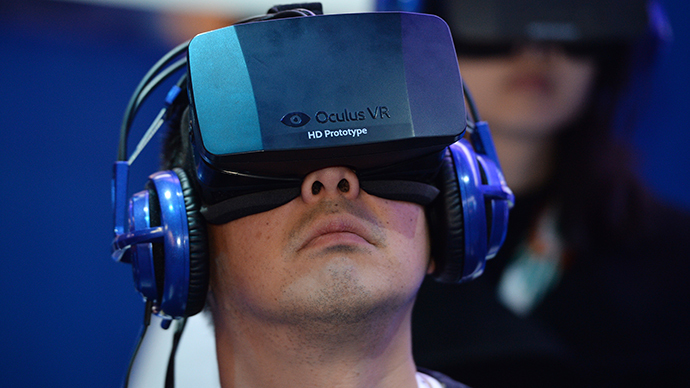 Facebook purchases virtual reality company Oculus in latest mega-deal