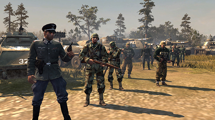 Duma to consider ban on 'pro-Nazi' computer games