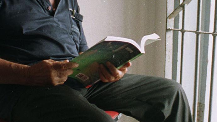 Hard times: Top British writers blast prisoner book ban