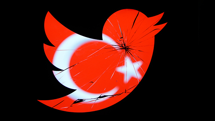 Twitter sues Turkey over service ban