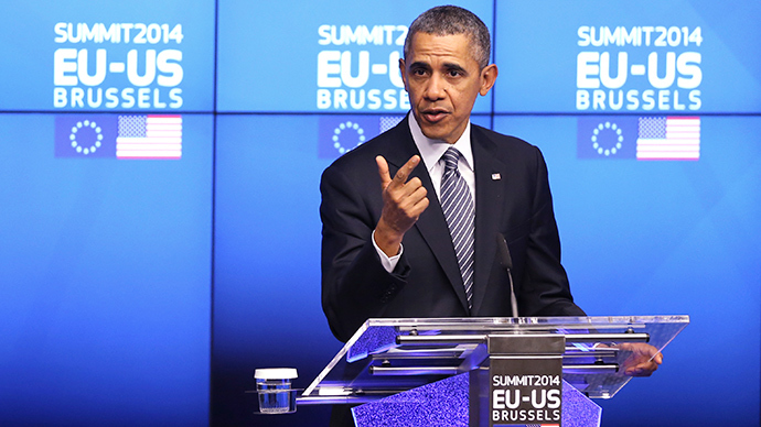 Obama: Regular NATO presence required in Eastern Europe
