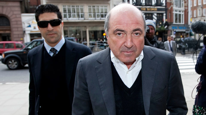 'Depressed' ex-oligarch Berezovsky became 'shell of a man' in months before suicide