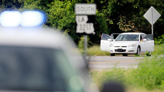 Fatal shooting in back of police car prompts questions in Louisiana