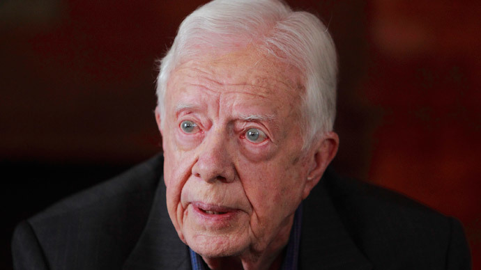 Fmr US President Carter open to pardoning Snowden