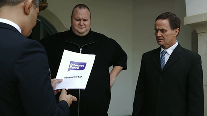 ​Hollywood movie giants launch copyright lawsuit against Kim Dotcom, Megaupload