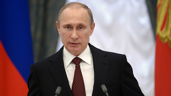 Putin says Russia will launch national payment system, like China and Japan