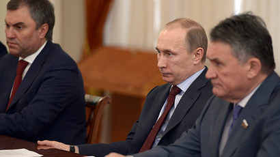 Putin signs into force more anti-extremism laws
