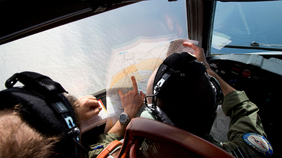 Hunt for Malaysian airliner shifts following new leads