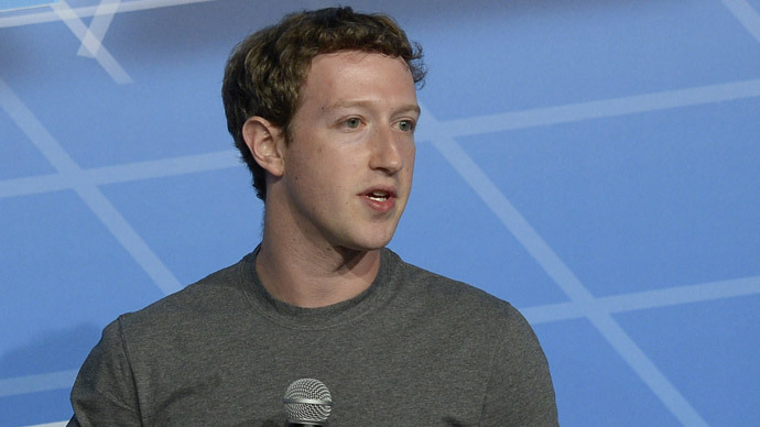 ​Facebook plans to spread web access with 'drones, satellites and lasers'