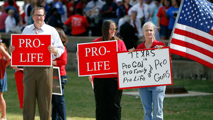 Abortion law that forced 16 Texas clinics to be shut down upheld