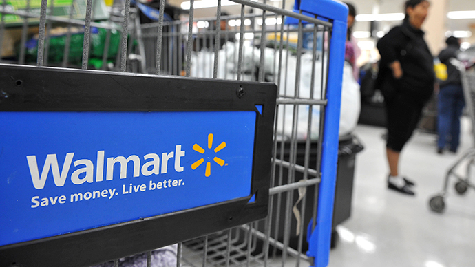 ​Wal-Mart sues Visa for $5bn over 'excessive' card fees