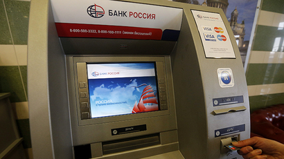 Visa admits Russia sanctions hitting business