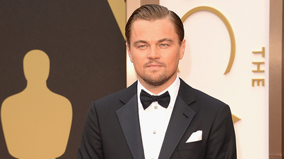 Leonardo DiCaprio (AFP Photo / Jason Merritt)