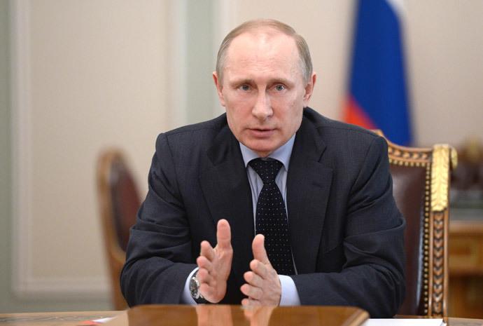 Russia's President Vladimir Putin.(AFP Photo / Alexei Nikolsky)