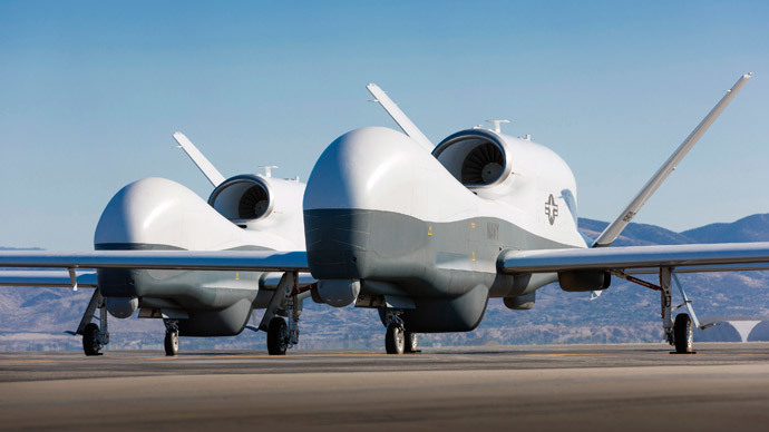 DARPA project seeks hive mind for drones