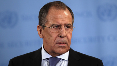 Lavrov, Kerry discuss Ukraine constitutional reform, fair elections