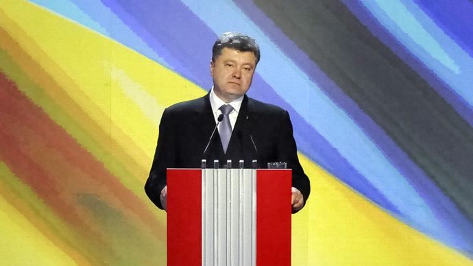 Pyotr Poroshenko (Reuters/Viktor Gurniak)