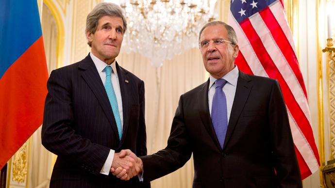 Russian FM calls on Kiev, Washington to recognize interests of all Ukraine regions