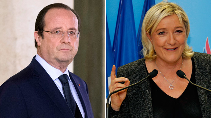 French elections deal blow to Hollande, unprecedented win for far-right