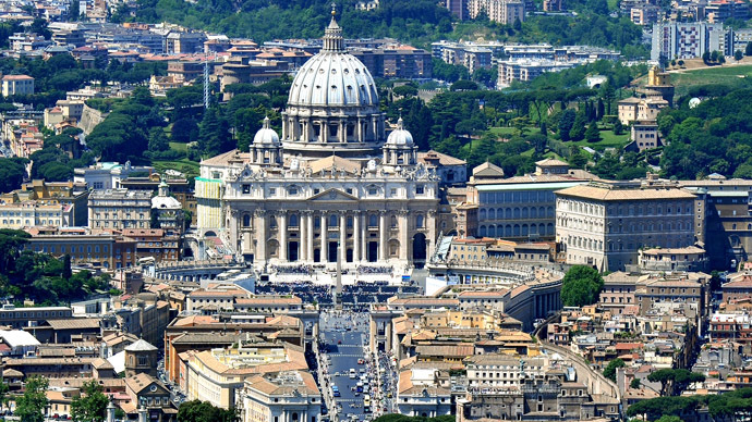 Two men caught with $4.1tn worth of fake bonds at Vatican Bank